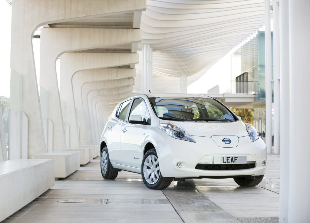 Record vendita Nissan Leaf