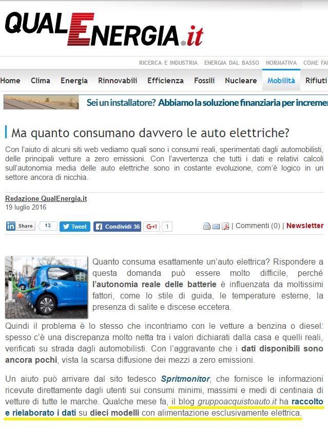 articolo GAA qualenergia