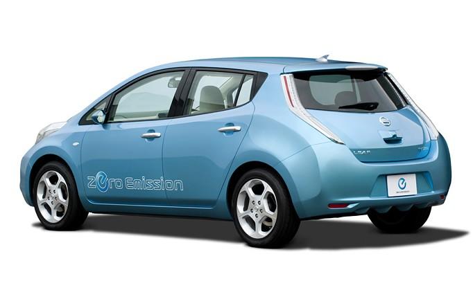 Nissan Emissioni ZERO
