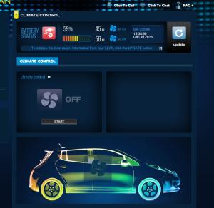 Preriscaldamento auto elettriche