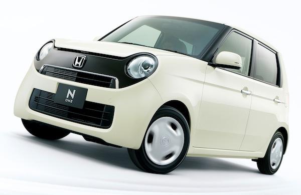 Kei car Honda