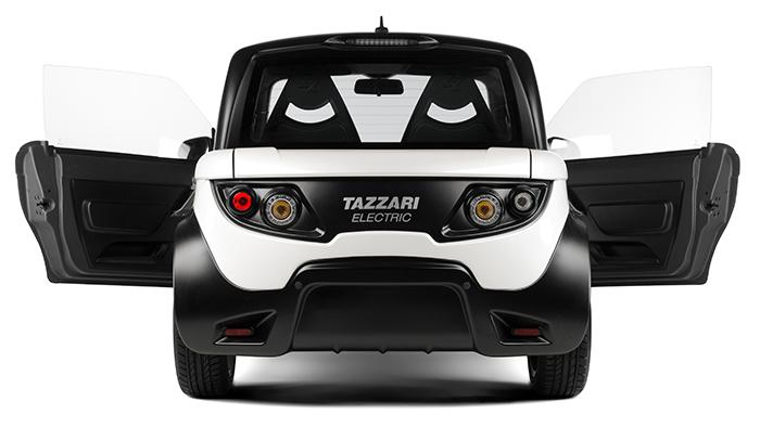 Tazzari Zero - Tazzari Evo