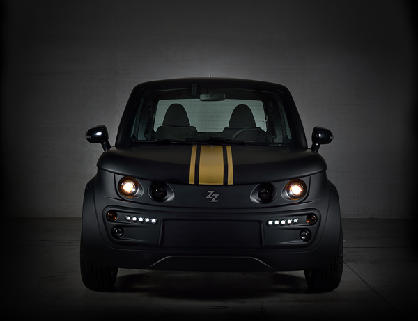 Tazzari Zero Auto Elettrica Esterni