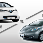 renault zoe vs nissan leaf