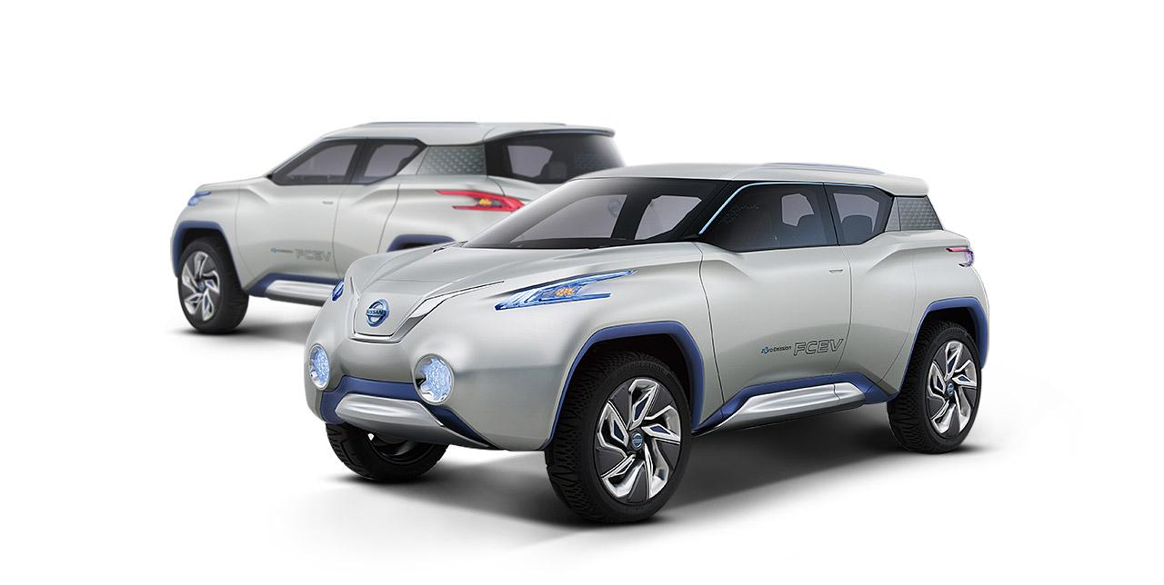 Nissan SUV concept
