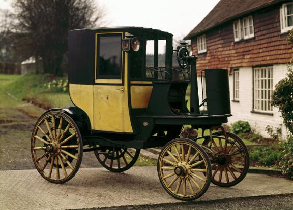 electric taxi London