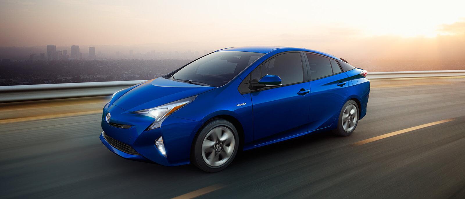 sconti auto elettriche e auto ibride - Toyota Prius