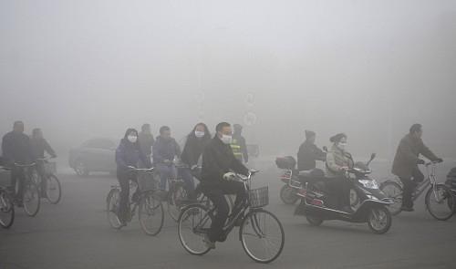 inquinamento da particolato