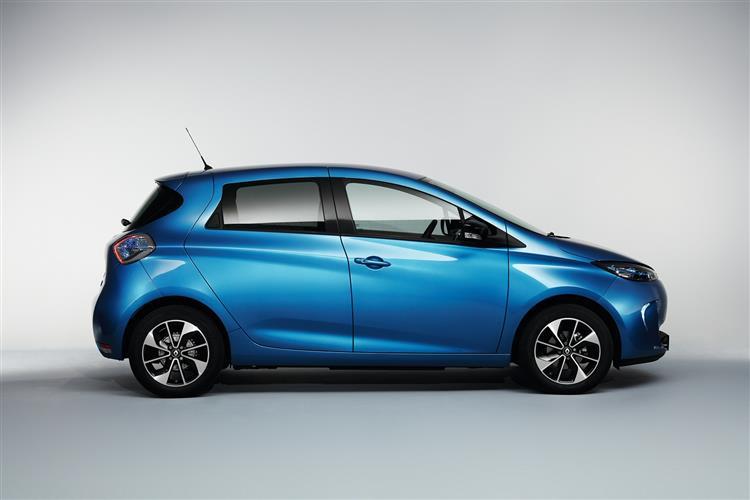 sconti auto elettriche e auto ibride - Renault Zoe