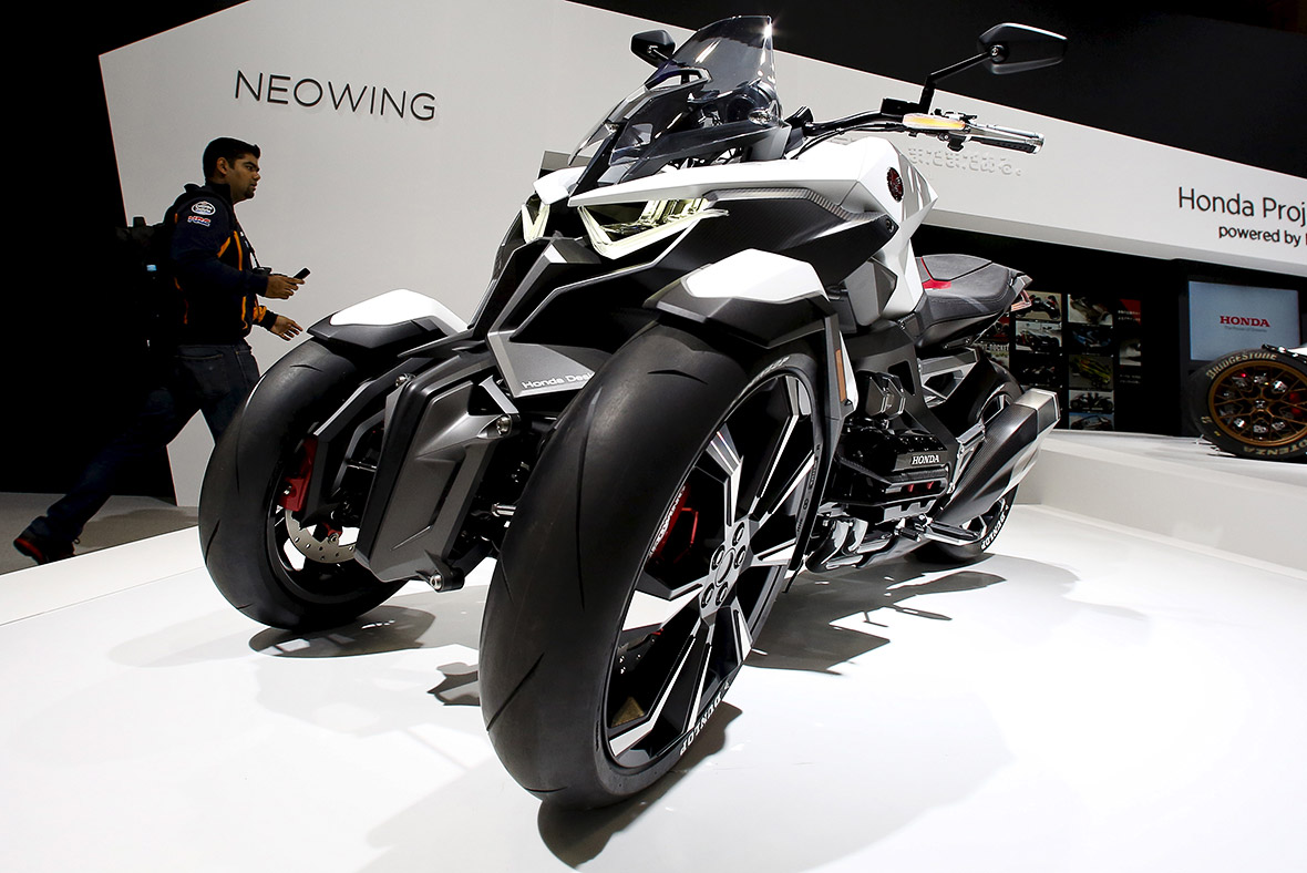 Honda Neowing tricycle