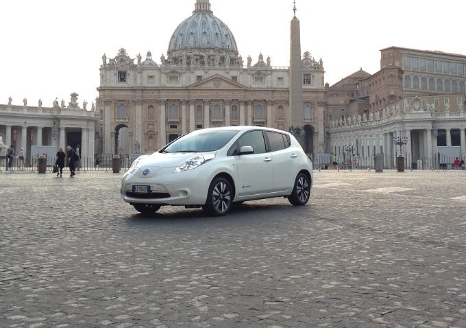 Nissan LEAF Rieti-Roma