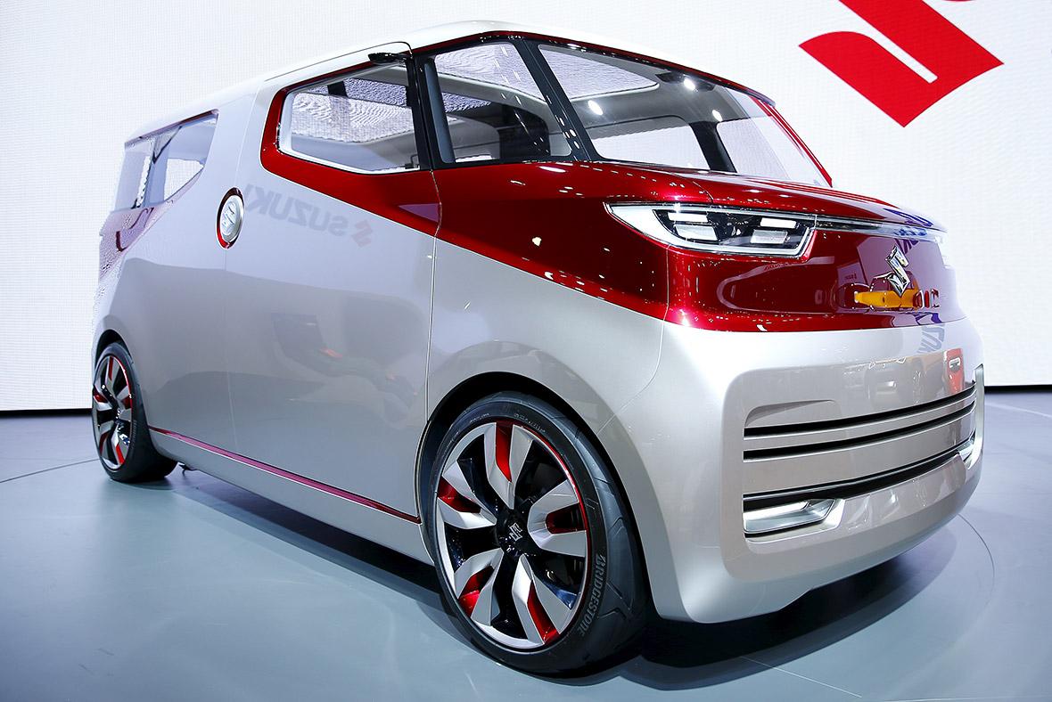 Suzuki Air Triser