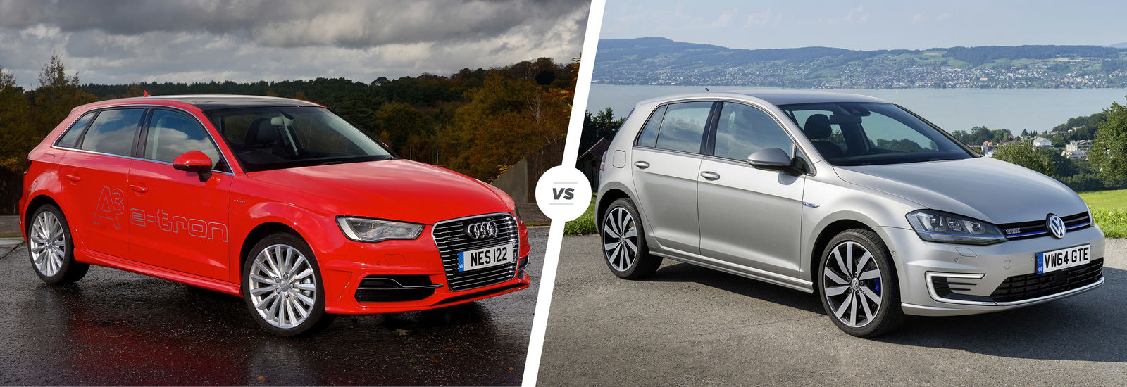 a3 etron vs golf gte