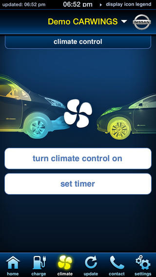 App Carwings