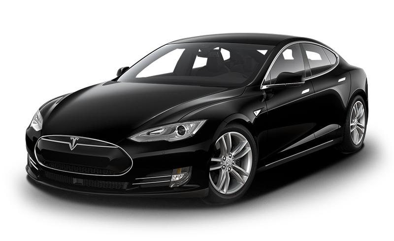 tesla model S nera