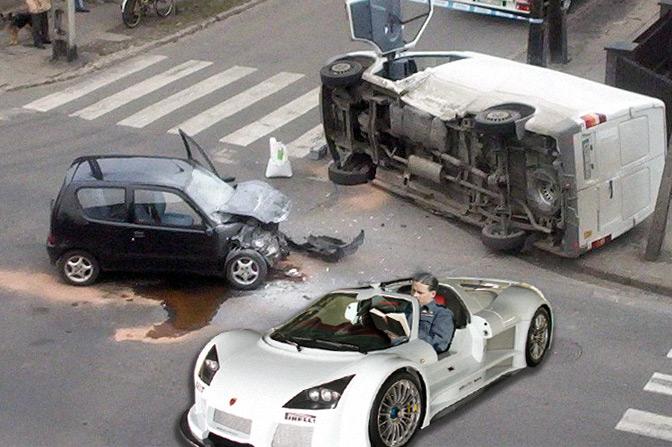 Driverless Car - Riduzione incidenti