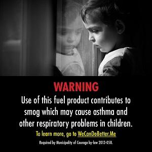 Smog - asma e problemi respiratori