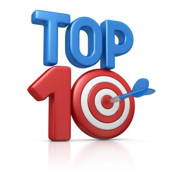 top 10 articoli di ottobre