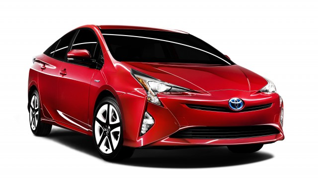 Toyota Prius 2016 frontale