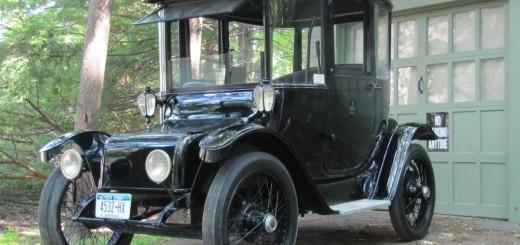 auto elettrica 1911