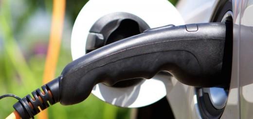 auto elettrica pulita
