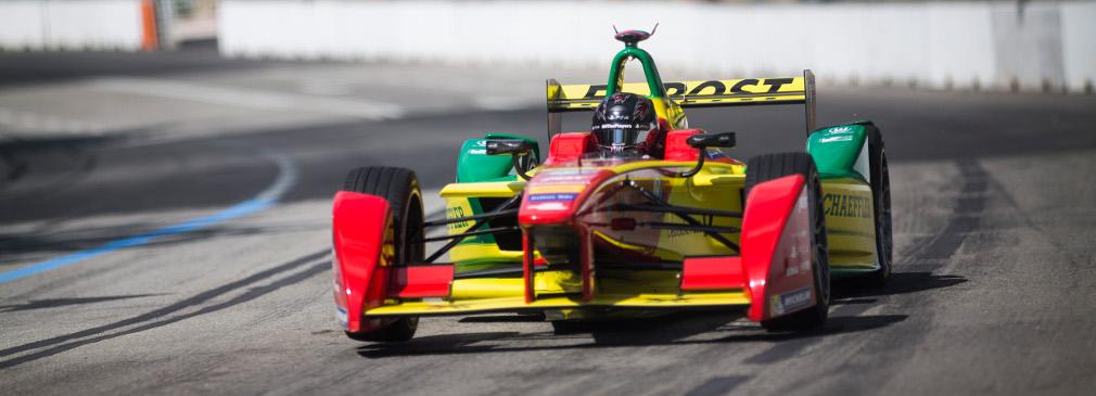 monoposto Formula E