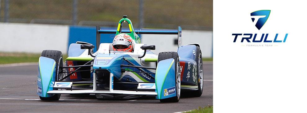 Trulli in Formula E