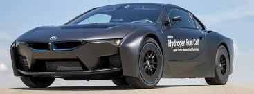 BMW prototipo veicolo fuel cell