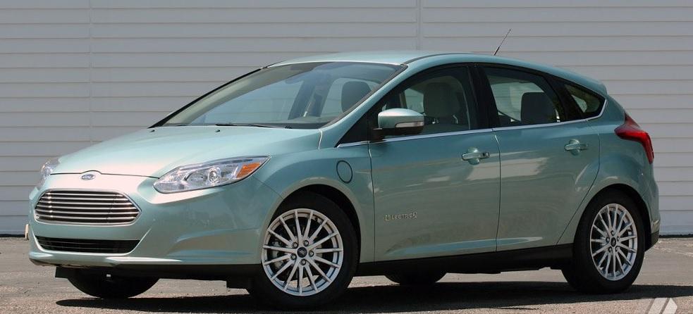 Schemi Elettrici Ford Focus : Ford offrirà nuovi veicoli elettrici entro il