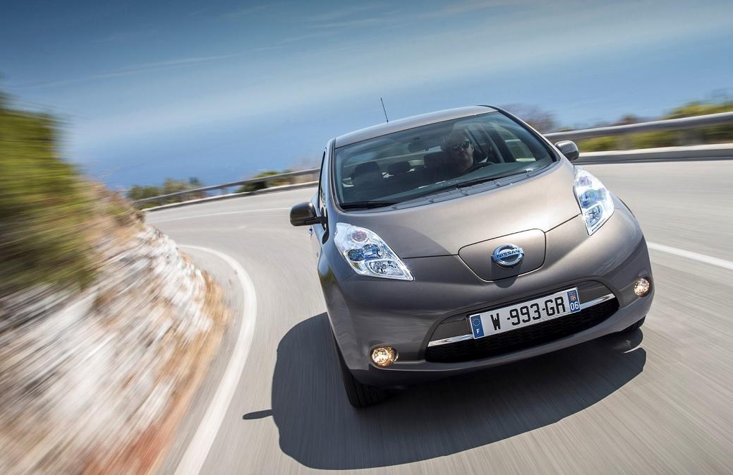 Nissan LEAF 2016 batterie EV 30kWh