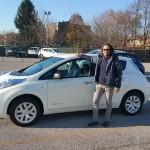 Nissan LEAF Diego