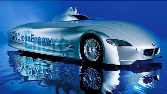 bmw energia pulita