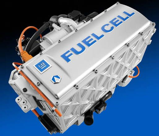 bmw motore fuel cell