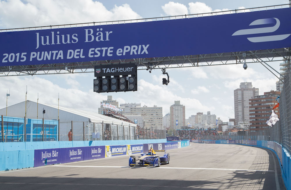 Buemi fe uruguay raceday