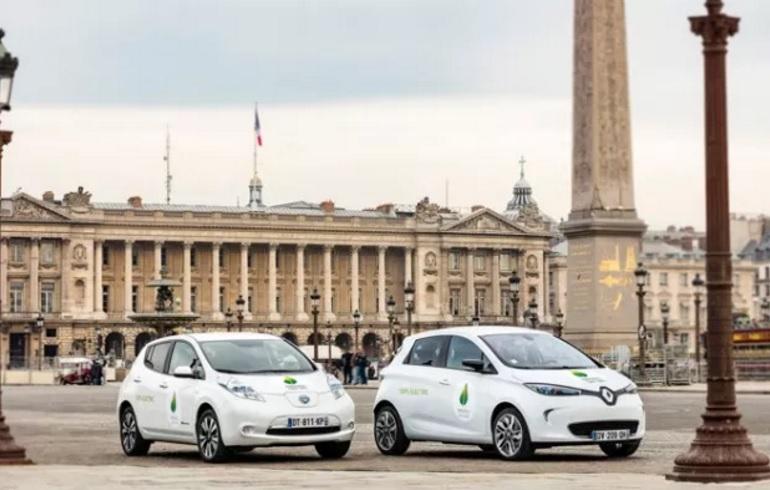 Nissan LEAF e Renault ZOE