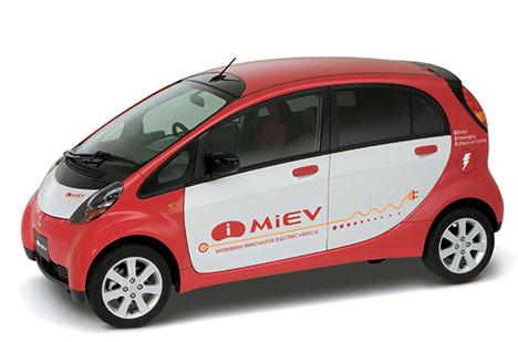 Auto elettriche 2016 - Mitsubishi imiev