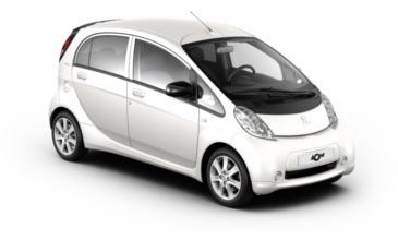 Auto elettriche 2016 - Peugeot iON