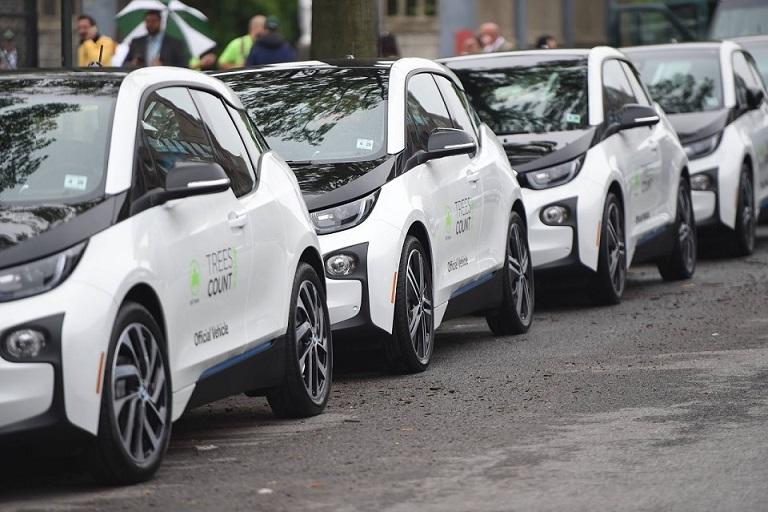Germania - auto elettrica BMW i3