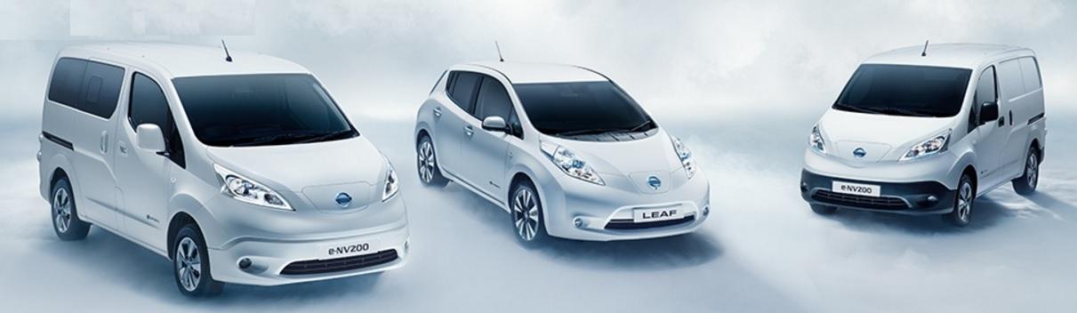 Auto elettriche 2016 - Gamma Elettrica Nissan
