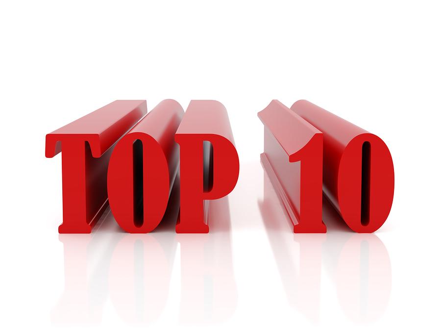 top 10 articoli dicembre 2015