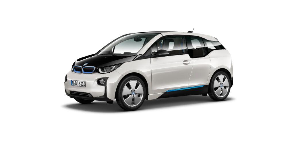Auto elettriche 2016: BMW i3