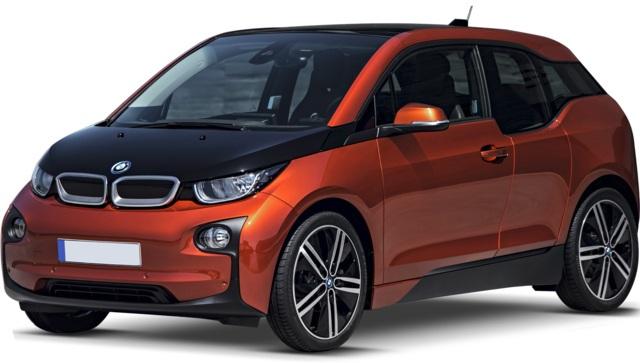 auto ibride 2016 - BMW i3 con Range Extender
