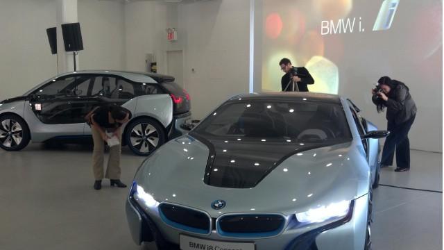 auto elettriche più vendute - BMW