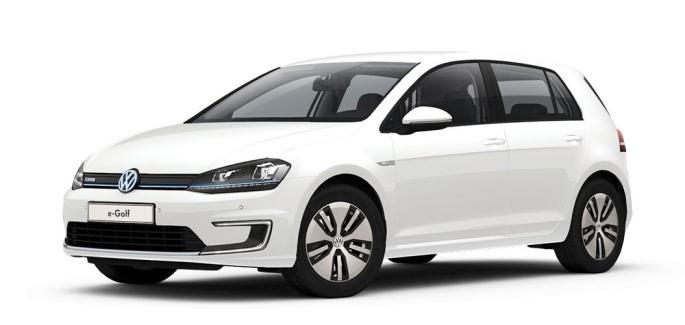Auto elettriche 2016: Volkswagen e-Golf