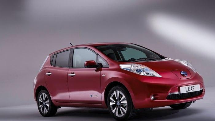 vendite dicembre 2015 - Nissan LEAF