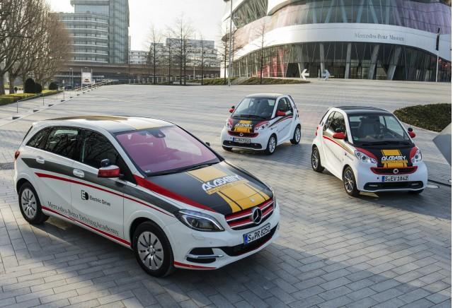 Germania - auto elettrica Smart fortwo electric drive