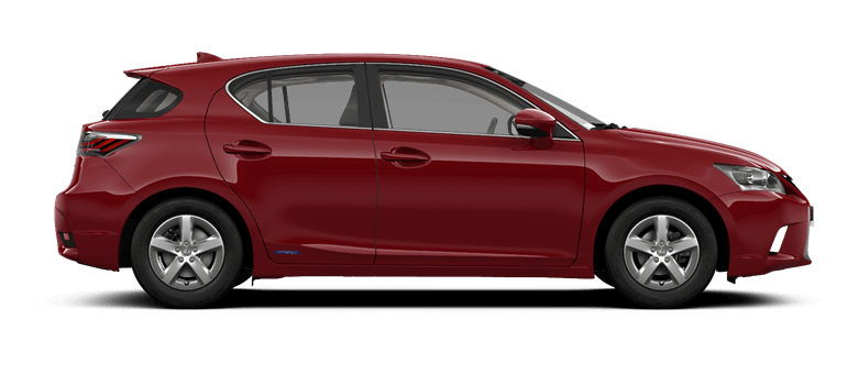 Auto ibride 2016 - Lexus CT Hybrid