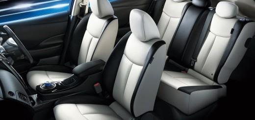 Nissan LEAF 2016 Giappone Interni