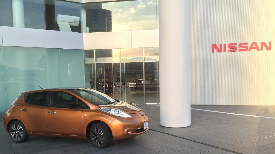 Nissan LEAF 2016 Giappone
