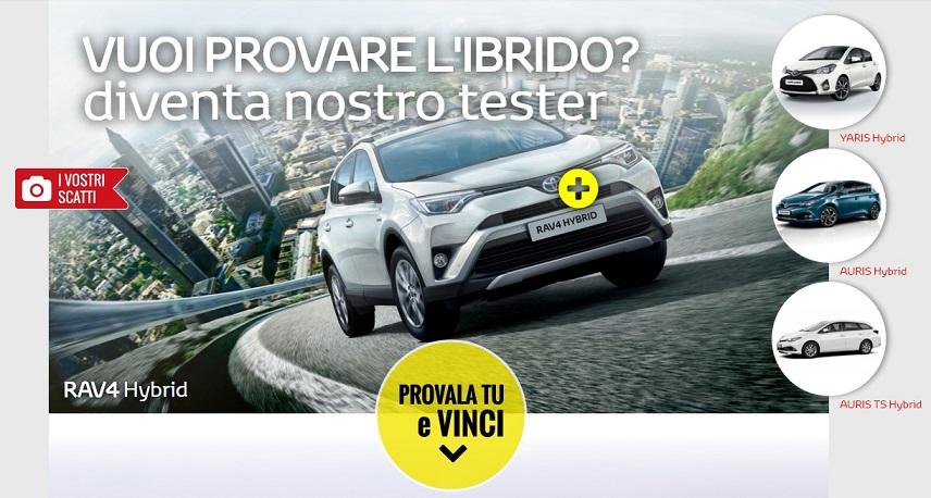 vendite auto elettriche - Toyota RAV4 Hybrid